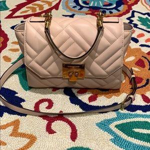 Michael Kors purse pink leather